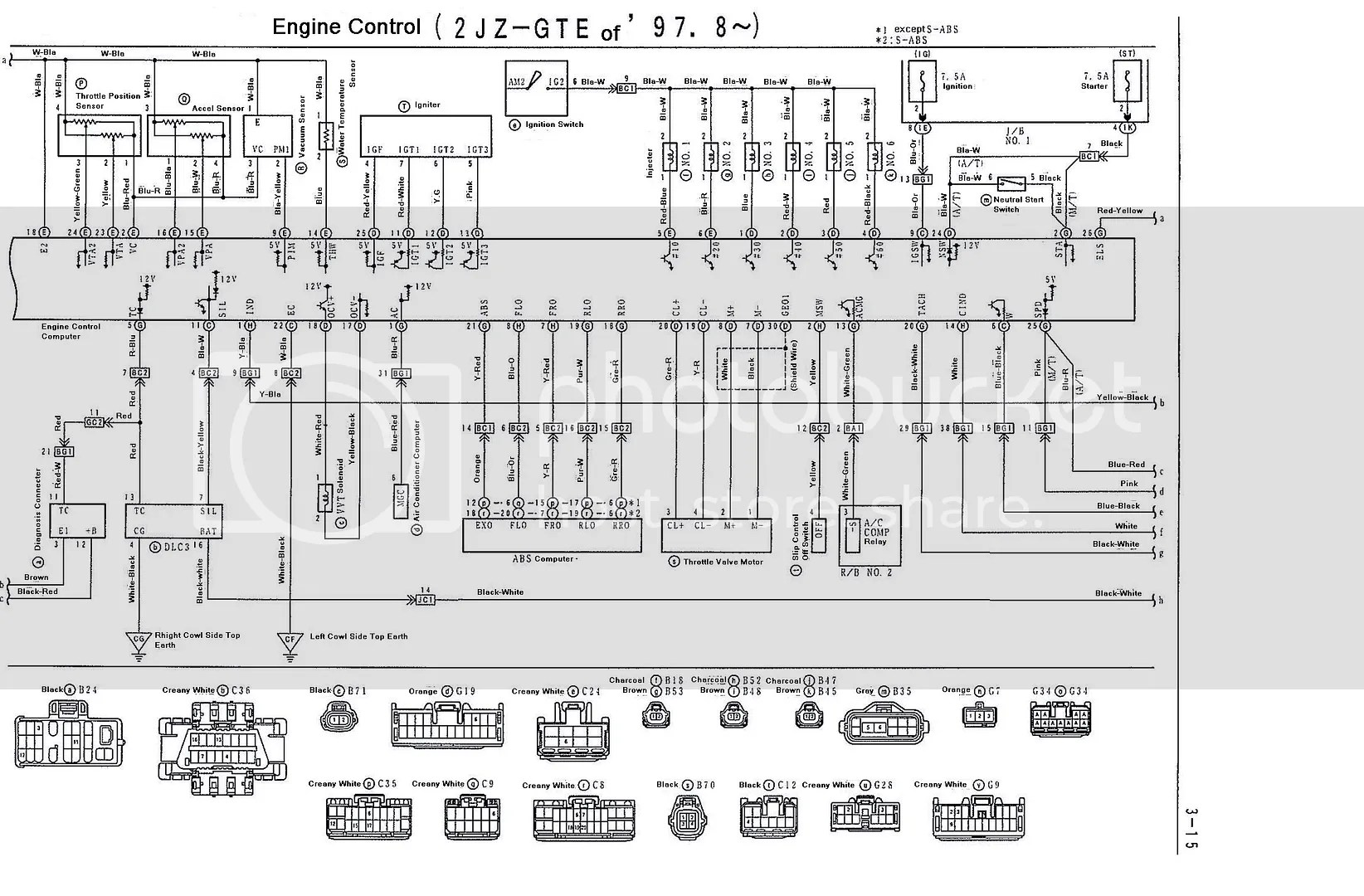 hight resolution of is300 engine harness diagram wiring diagram detailed lexus ls400 engine diagram is300 engine harness diagram wiring