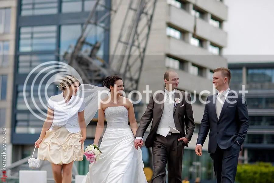 Eugenia und Mark Hochzeit in Dsseldorf Teil 2