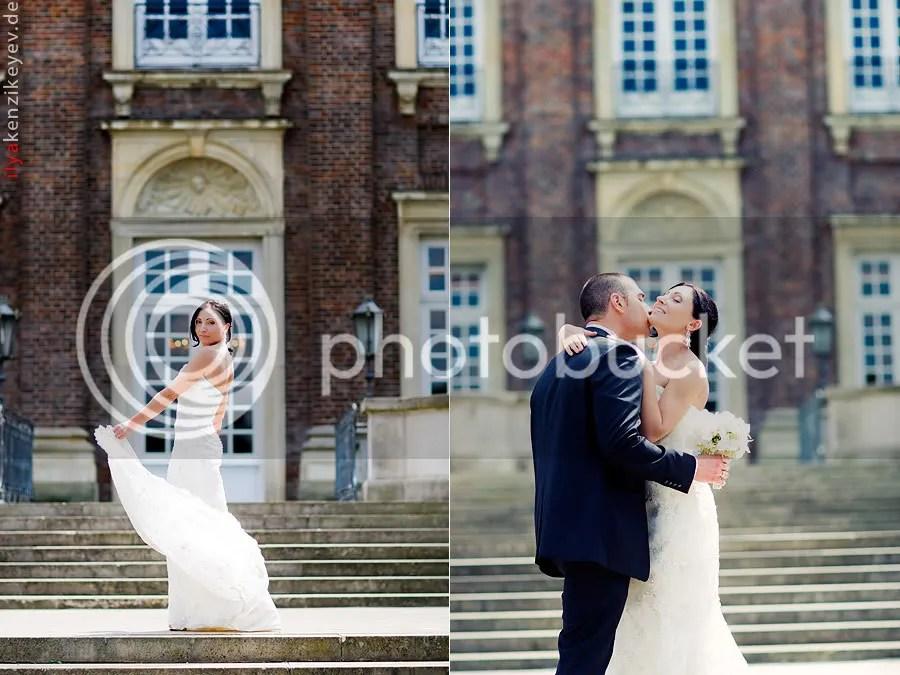 Hochzeit im Schloss Nordkirchen Standesamtliche Trauung im grten Barockschlo in Mnsterland  Hochzeitsfotograf Dsseldorf