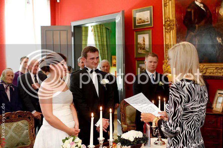 Irene und Eduard Hochzeit im Schlo Sayn