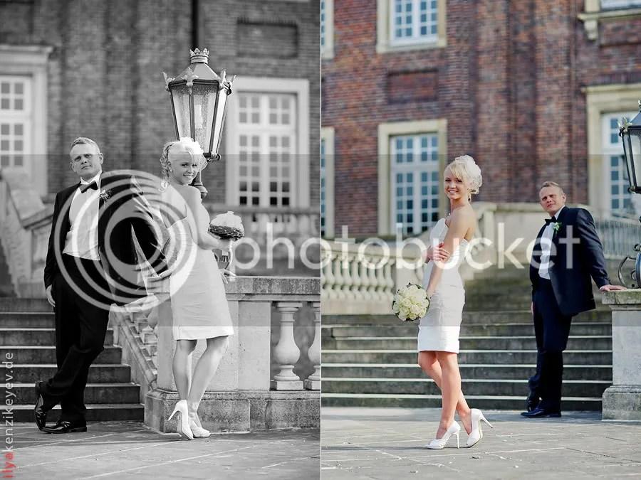 Marina und Viktor Standesamtliche Trauung im Schloss Nordkirchen  Hochzeitsfotograf Dsseldorf Hochzeitsreportage und Hochzeitsportrts in