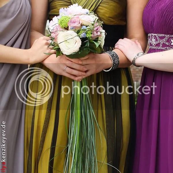 Auf der Suche nach dem richtigen Brautstrau