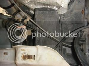 Black globe, Vacuum reservoir on v6???  Page 5  Ford