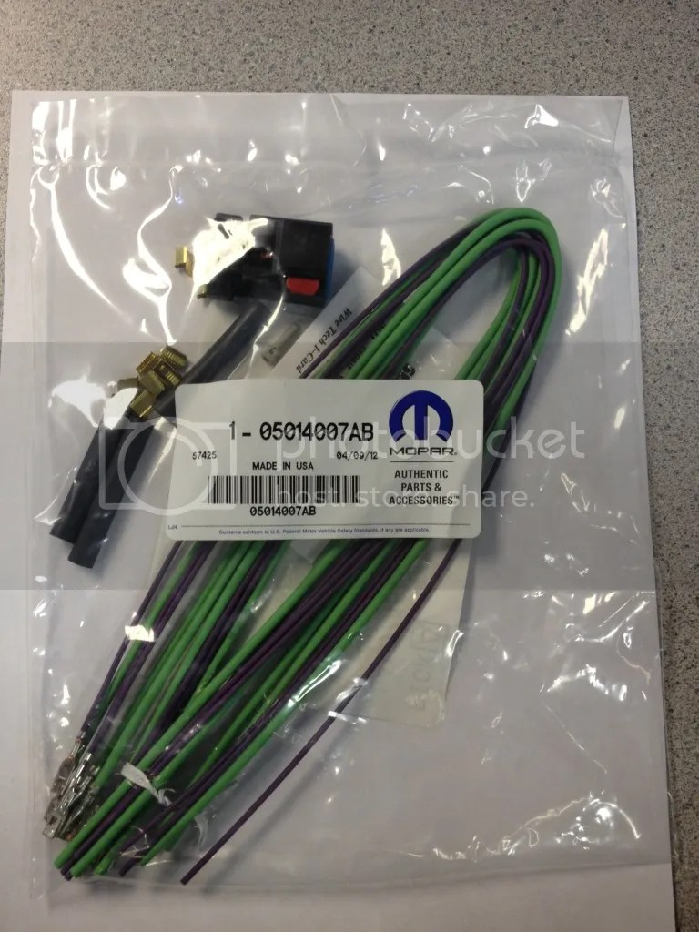 2006 Chrysler Pacifica Wiring Harness Need Mopar Electrical Connectors