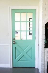 Arsenic Kitchen Doors - Little Green Notebook