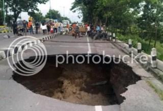 lubang neraka di Indonesia