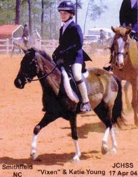 Viven & Katie - JCHSS - 2004