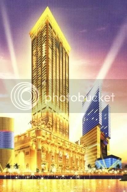 MacauApartments: [Under Construction] 澳門凱旋門 (澳門凱旋門) - Le Royal Arc 56F