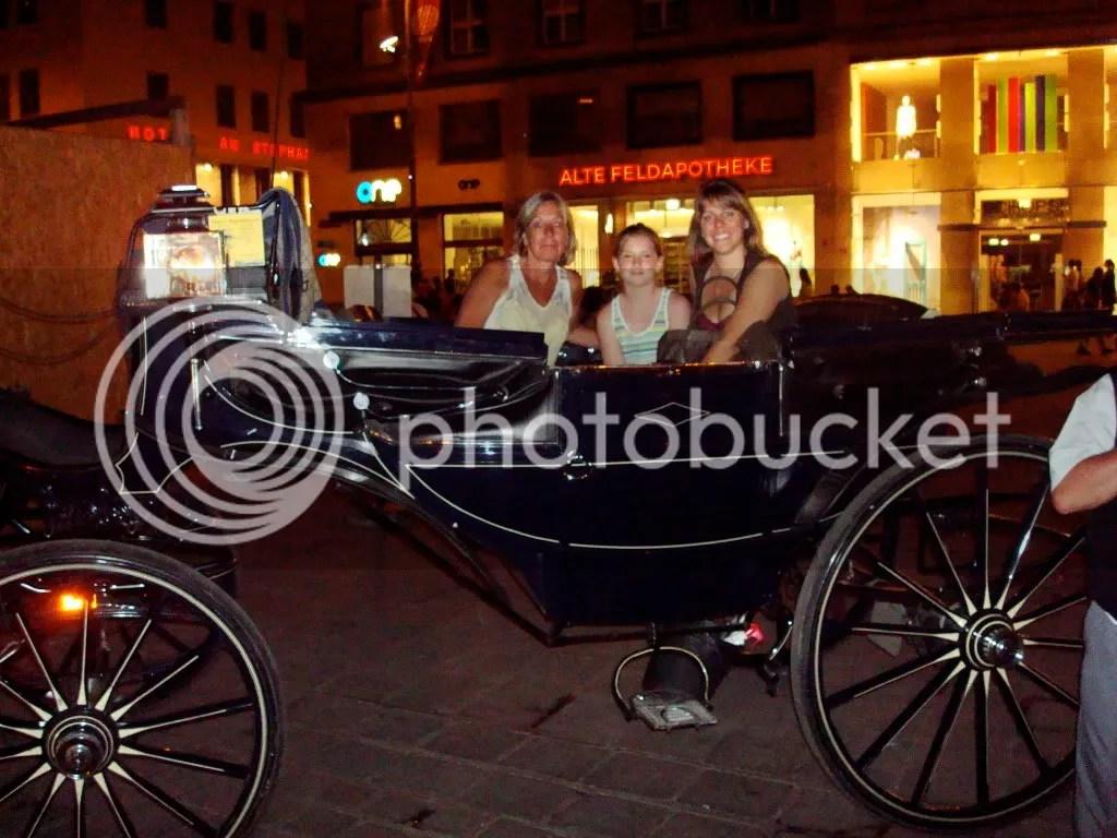 A European roadtrip with Mom and Kayla
