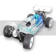 Cen Racing Matrix RTR Nitro rc buggy