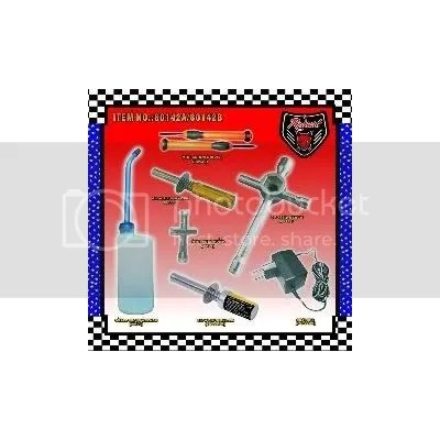 Nitro RC car starter kit