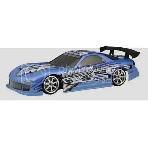 Mazda RX-7 E10 Drift RTR rc car
