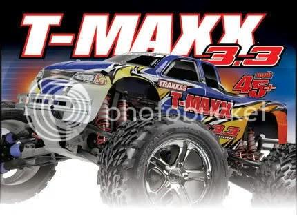 Traxxas T-maxx 3.3