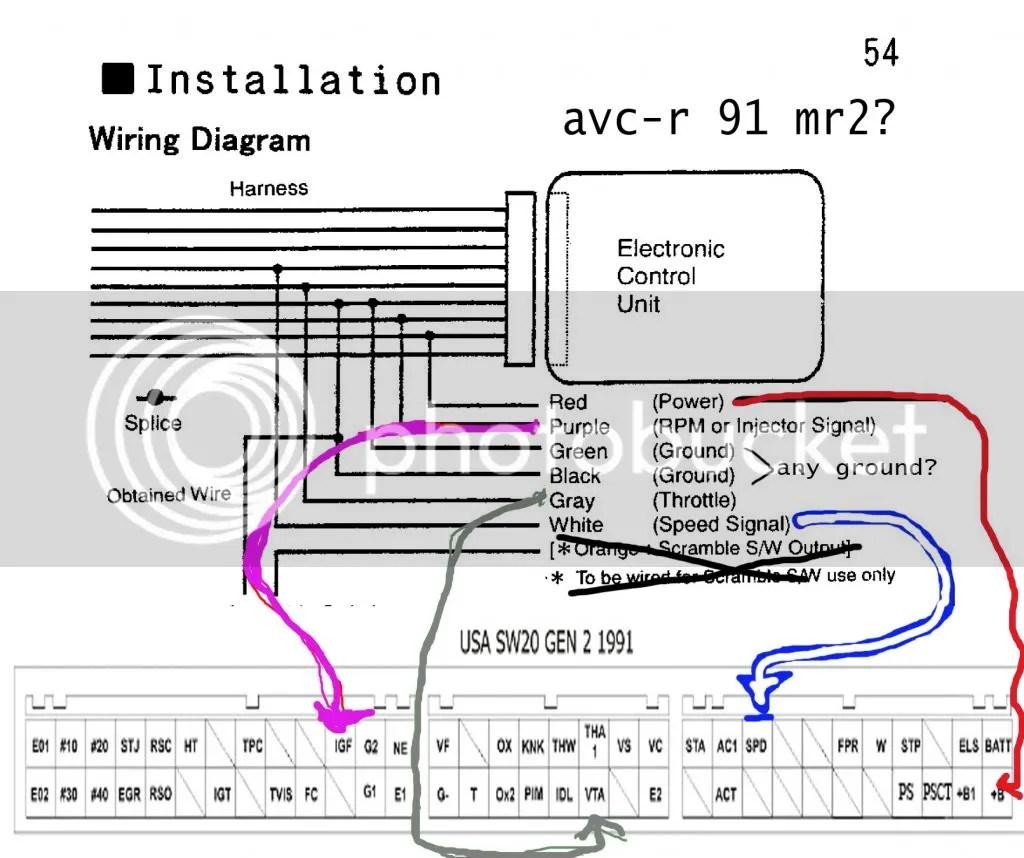 apexi avcr wiring diagram razor e200 parts somurich