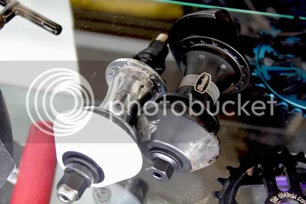 BMX hubs