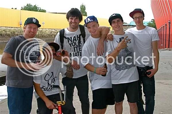 Colony BMX Team