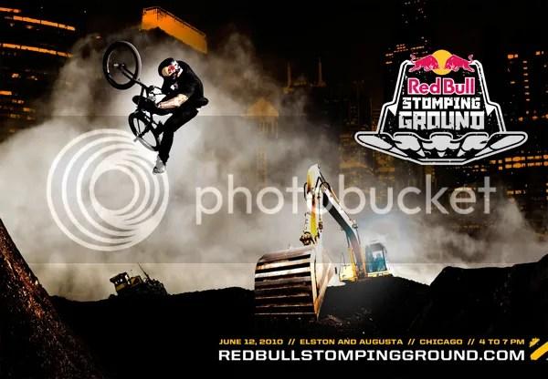 Red Bull Stomping Ground
