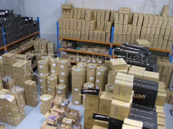 Colony BMX Warehouse