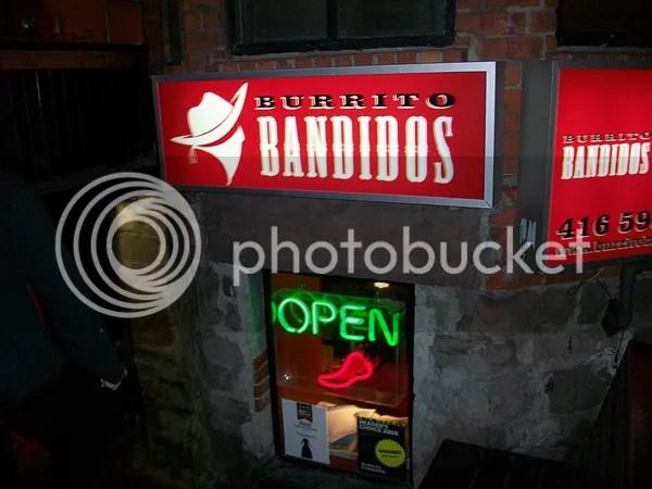 Burrito Bandidos