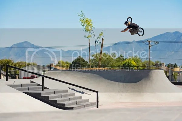 Bryant Shepherd BMX