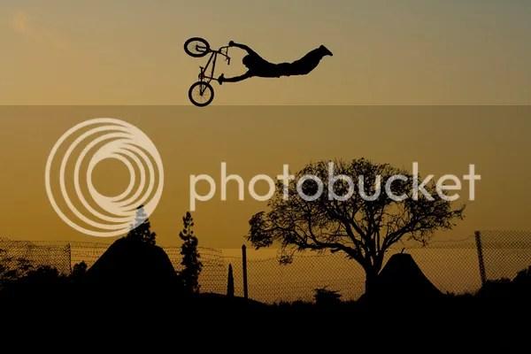 Luke Parslow BMX