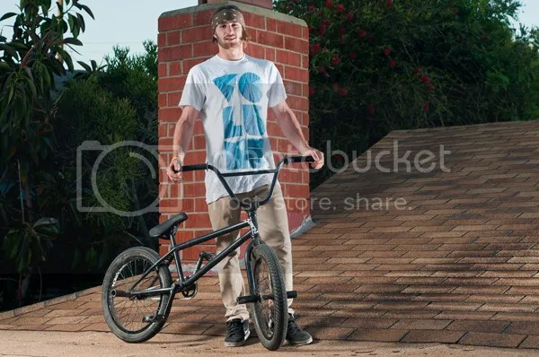 Connor Lodes BMX