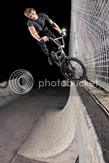 Danny Hickerson BMX