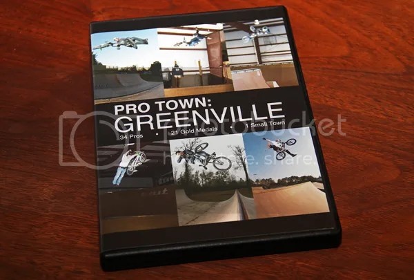 Pro Town: Greenville
