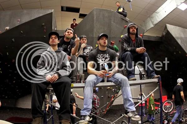 BMX Judges
