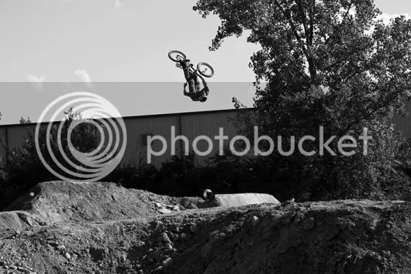 Backflip Turndown BMX