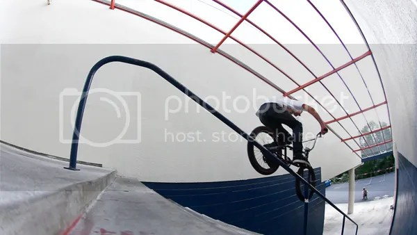 Jono Hopping BMX