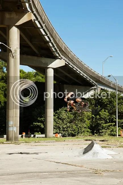 Mickey Marshall BMX