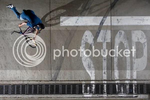 Ahmed Johnson BMX