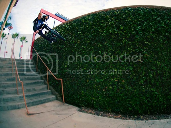 Garrett Reeves BMX