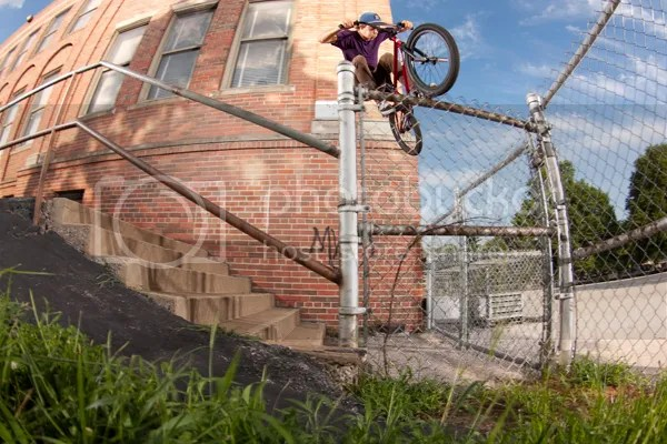 Nathan Williams BMX