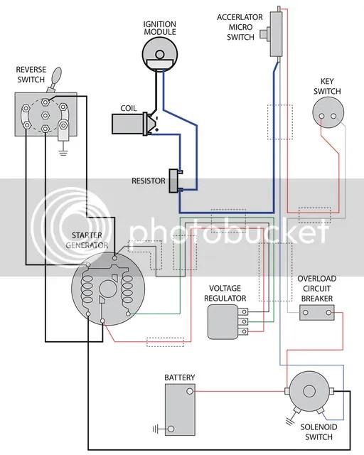 Wiring Diagram For Columbia Par Car