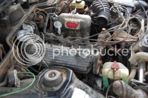 VWVortex  Anyone swapped a Porsche 924, 20L engine into their VW?