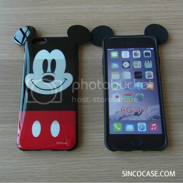 Sincocase specializes in manufacture of attractive and sturdy iPhone6 cases