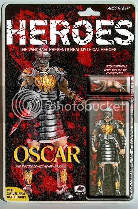 Age of Mythology the Titans Oscar hero