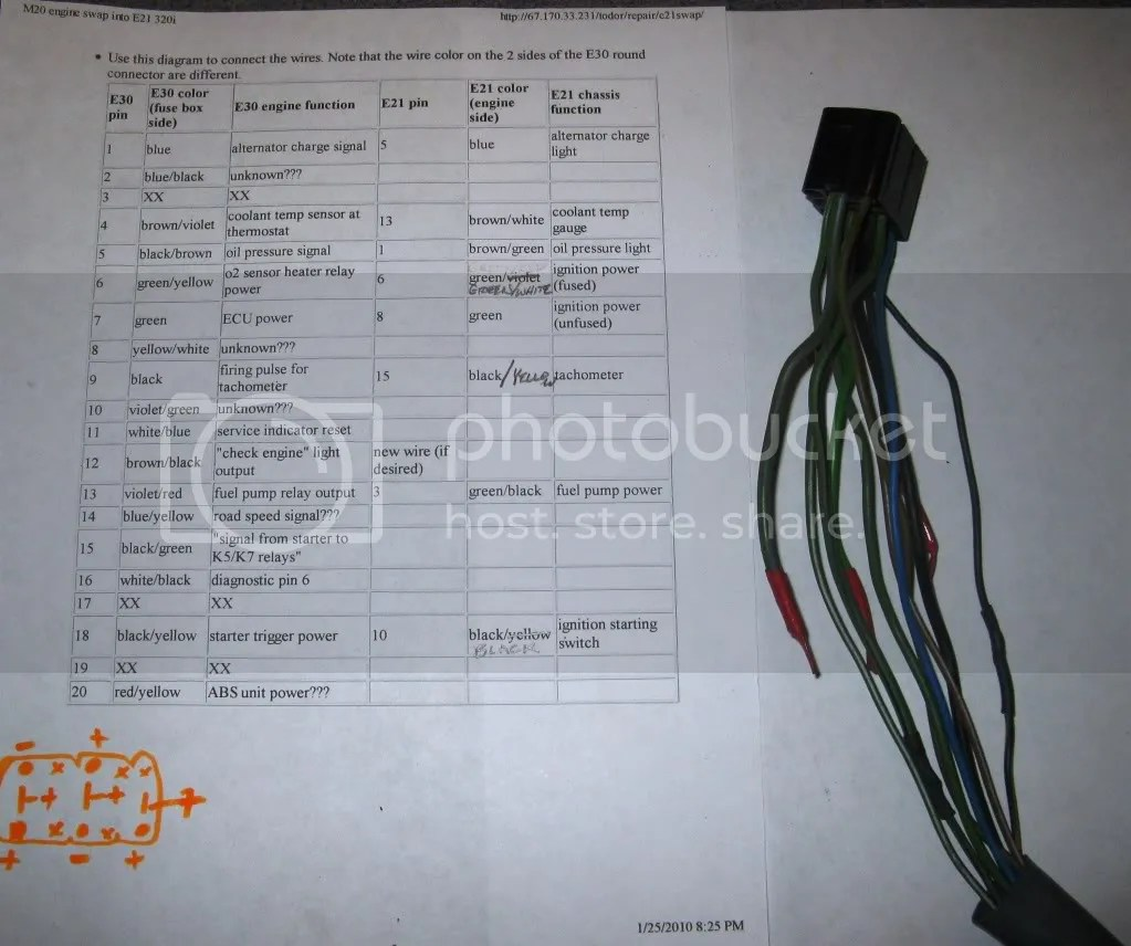 hight resolution of e2 wiring harnes