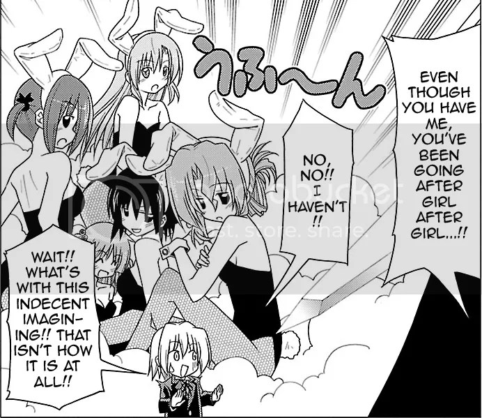 Hayate No Gotoku! (Manga)