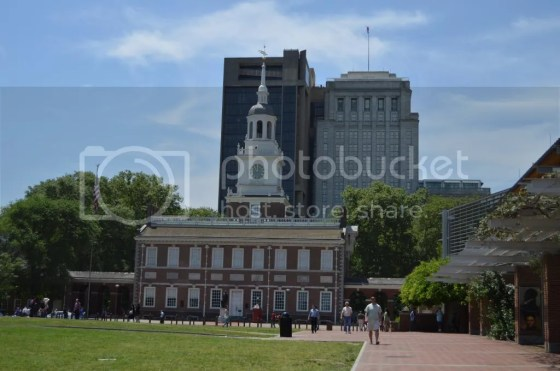 Independence Hall Farview