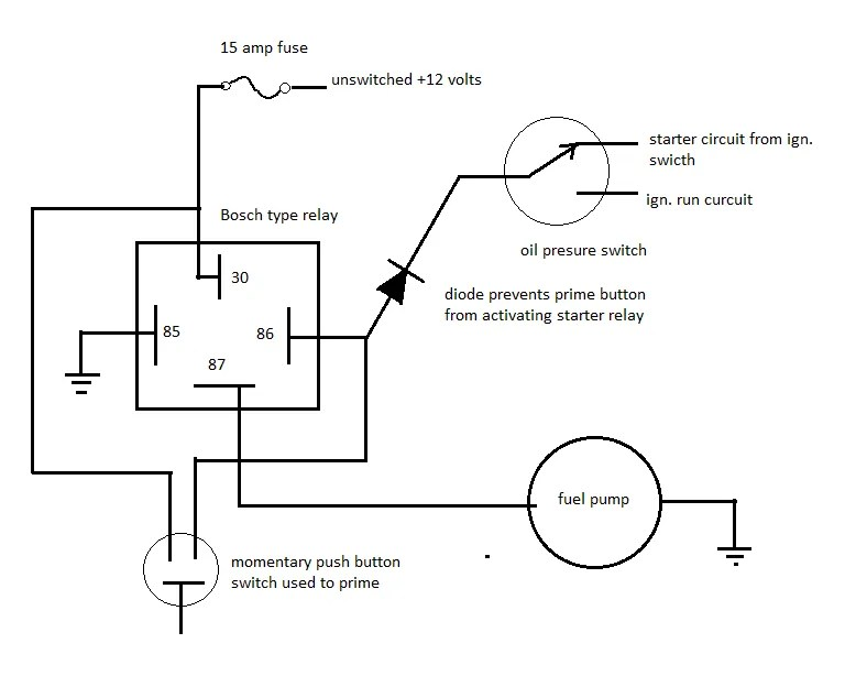 Can you use an electric fuel pump with mechanical pump
