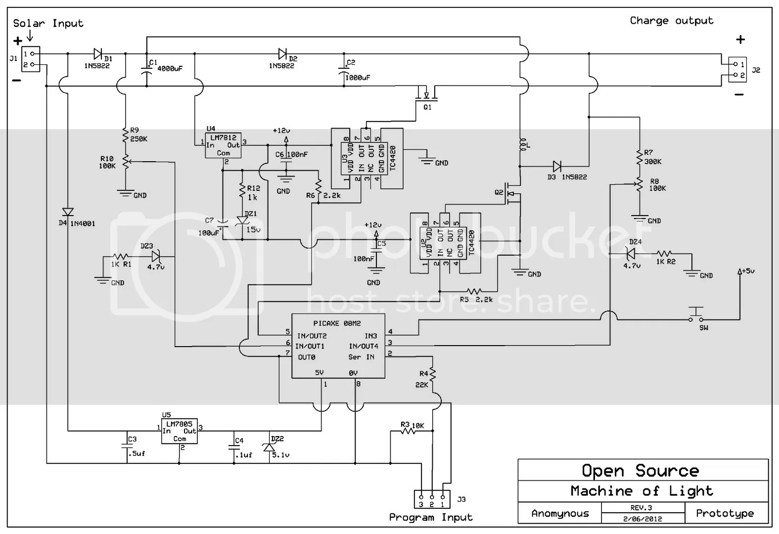 pwm solar charge controller circuit diagram domestic electricity wiring  ireleast