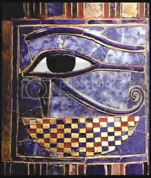 horus eye toprotect you