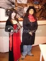 Alejandra y Paco