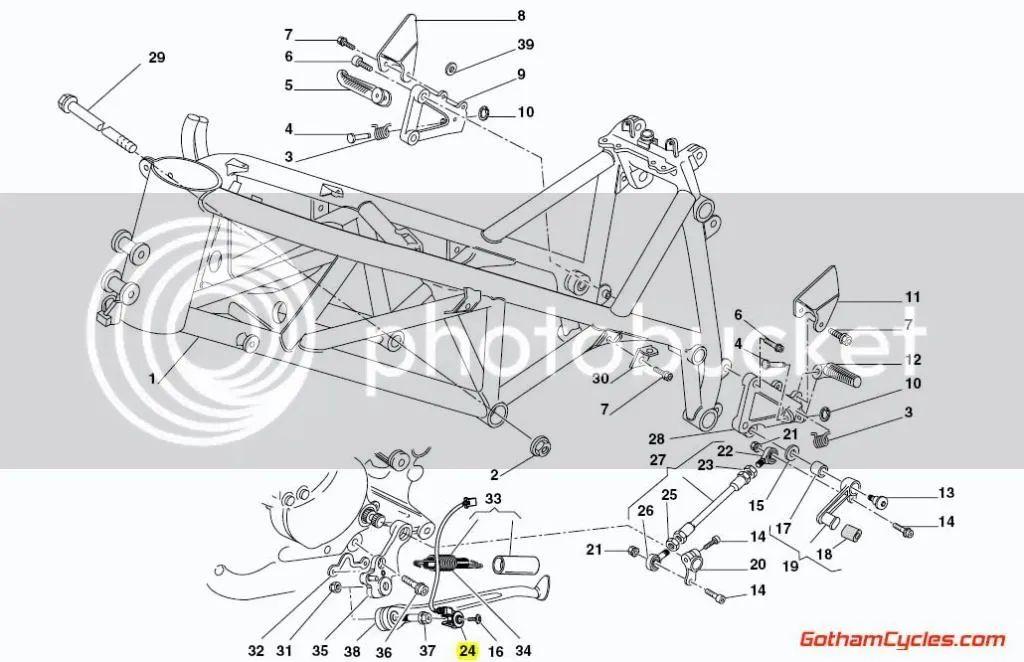 ducati monster 900 electrical wiring diagram