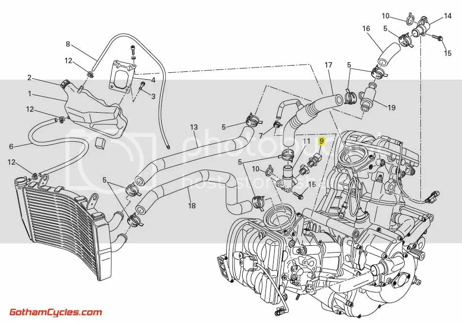 ducati wiring schematics