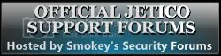 Official Jetico Inc. Support forums - Hosted by Smokey's Security Forums
