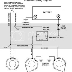 Model A Horn Wiring Diagram Residential Electrical Panel New Big Dog Motorcycles Forum